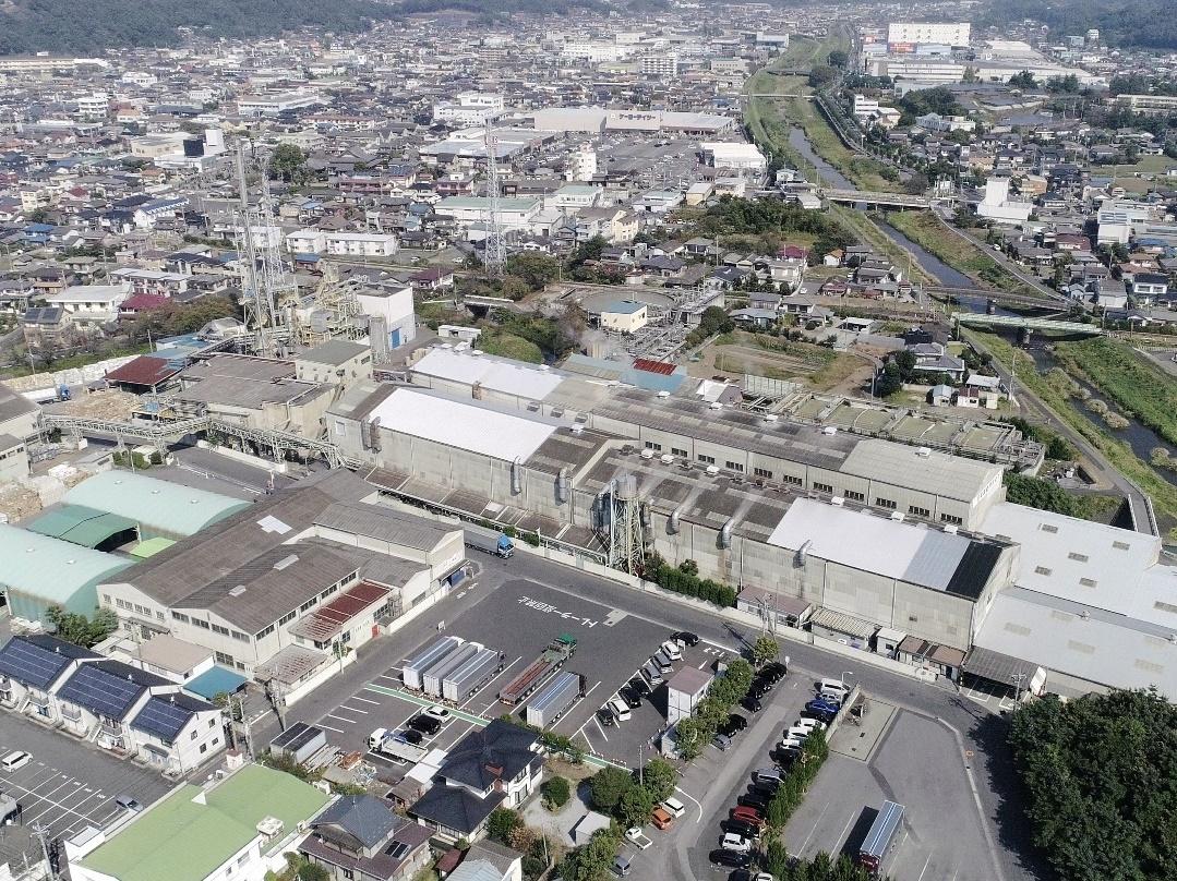 関東工場 日本製紙株式会社 日...