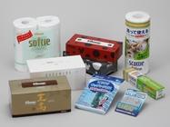 ティッシュペーパー、トイレットペーパーなど家庭紙詰合せ|日本製紙株主優待