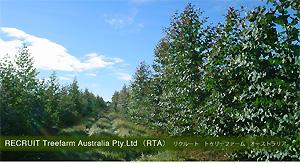 RECRUIT Treefarm Australia Pty.Ltd.(RTA)リクルート トゥリーファーム オーストラリア