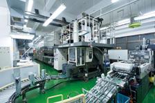 Offset rotary press