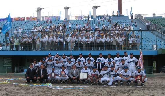 日本製紙石巻硬式野球部
