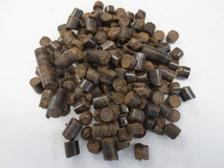 Torrefied pellets